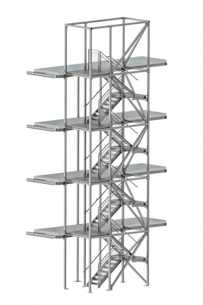ståltrappor