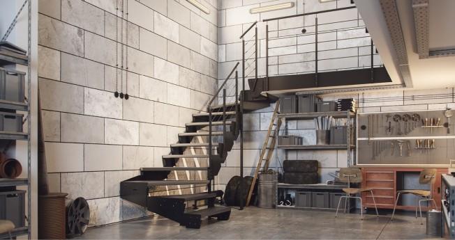 Modultrapporna är en unik produkt. Som de enda på marknaden har de justerbar trappstegshöjd vilket underlättar anpassning till valfri höjd.